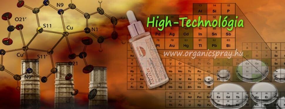 Méregtelenítés High-Tech szinten Solvyl series Fullflex Lavylites termékek