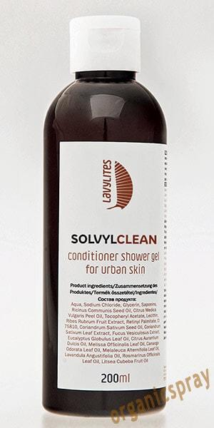 solvyl clean lavylites