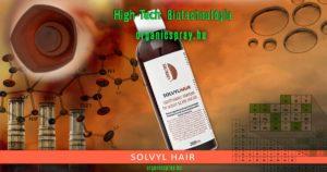 solvyl hair Megelőzi a méreganyagok lerakódását lavylites termékek