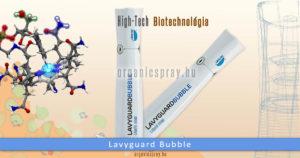 Lavyguard Bubble bőrápoló folyékony szappan